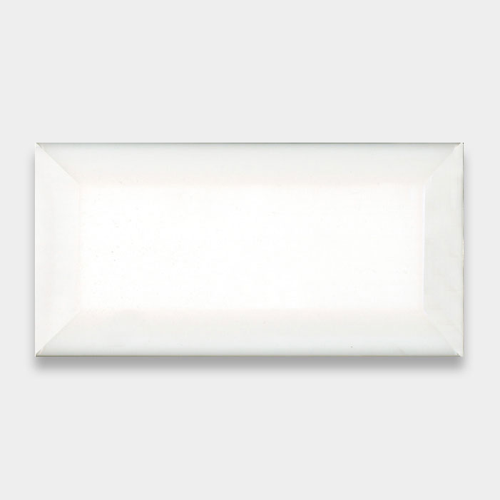 Manhattan White Matte Subway Tile 4x8