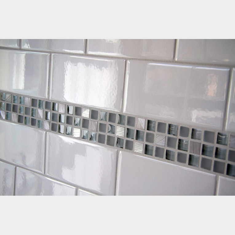 Manhattan white subway tile 3x6 White subway tile