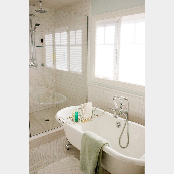 Manhattan White Subway Tile X - 4x8 subway tile from daltile