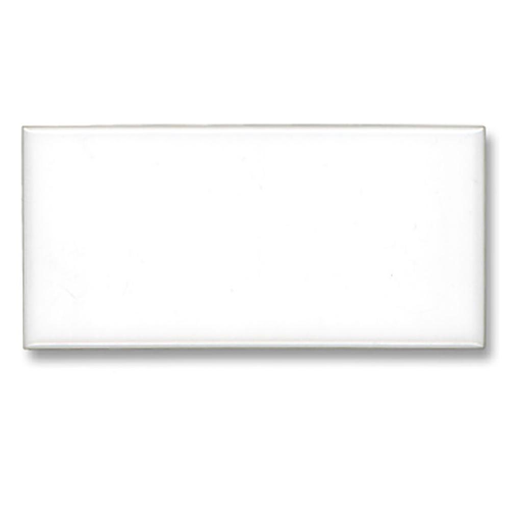 Tuxedo White Gloss 4x8