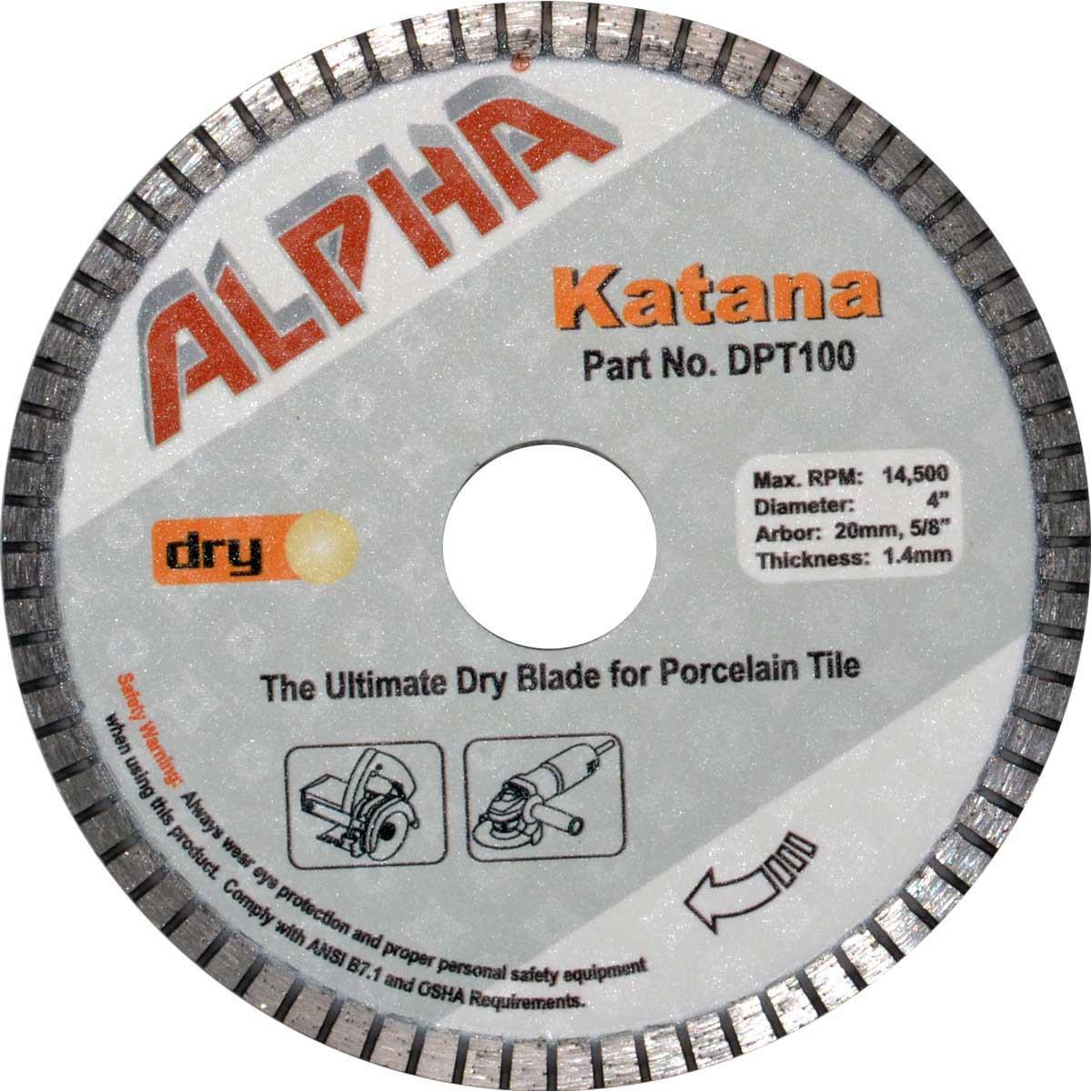 Alpha Dpt100 Katana 4