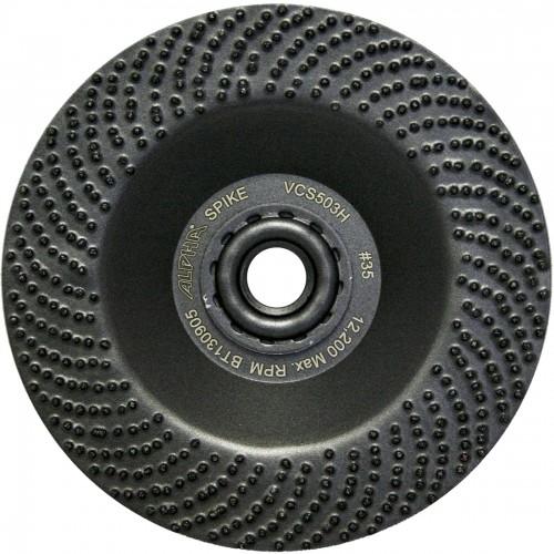 Alpha Vcs503h Spike Surface Grinding Disc 5 Quot
