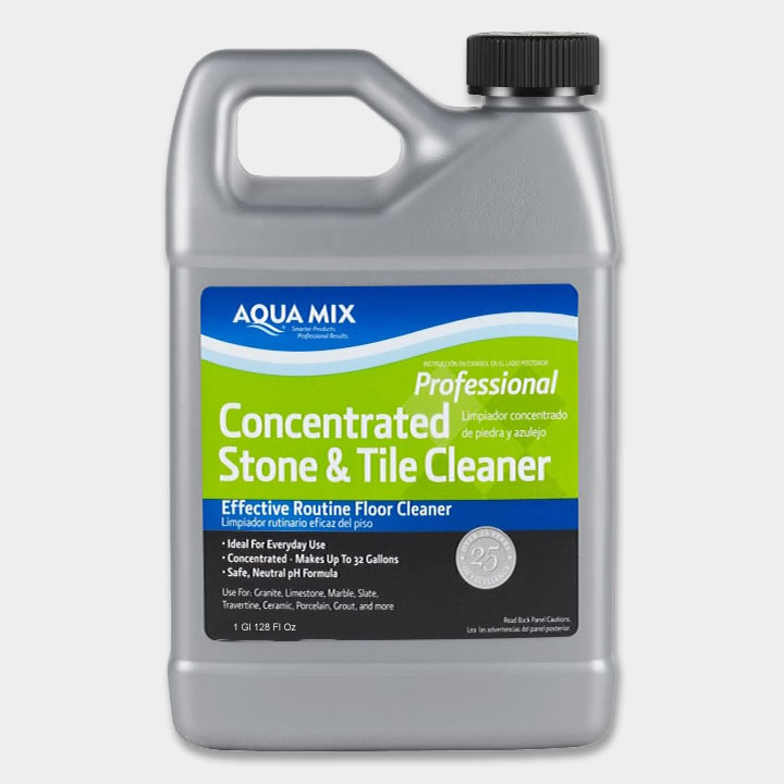 Aqua Mix Concentrated Stone Amp Tile Cleaner Gallon