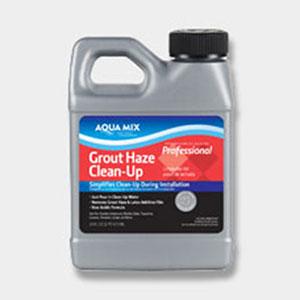 Aqua Mix Grout Haze Clean Up Pint