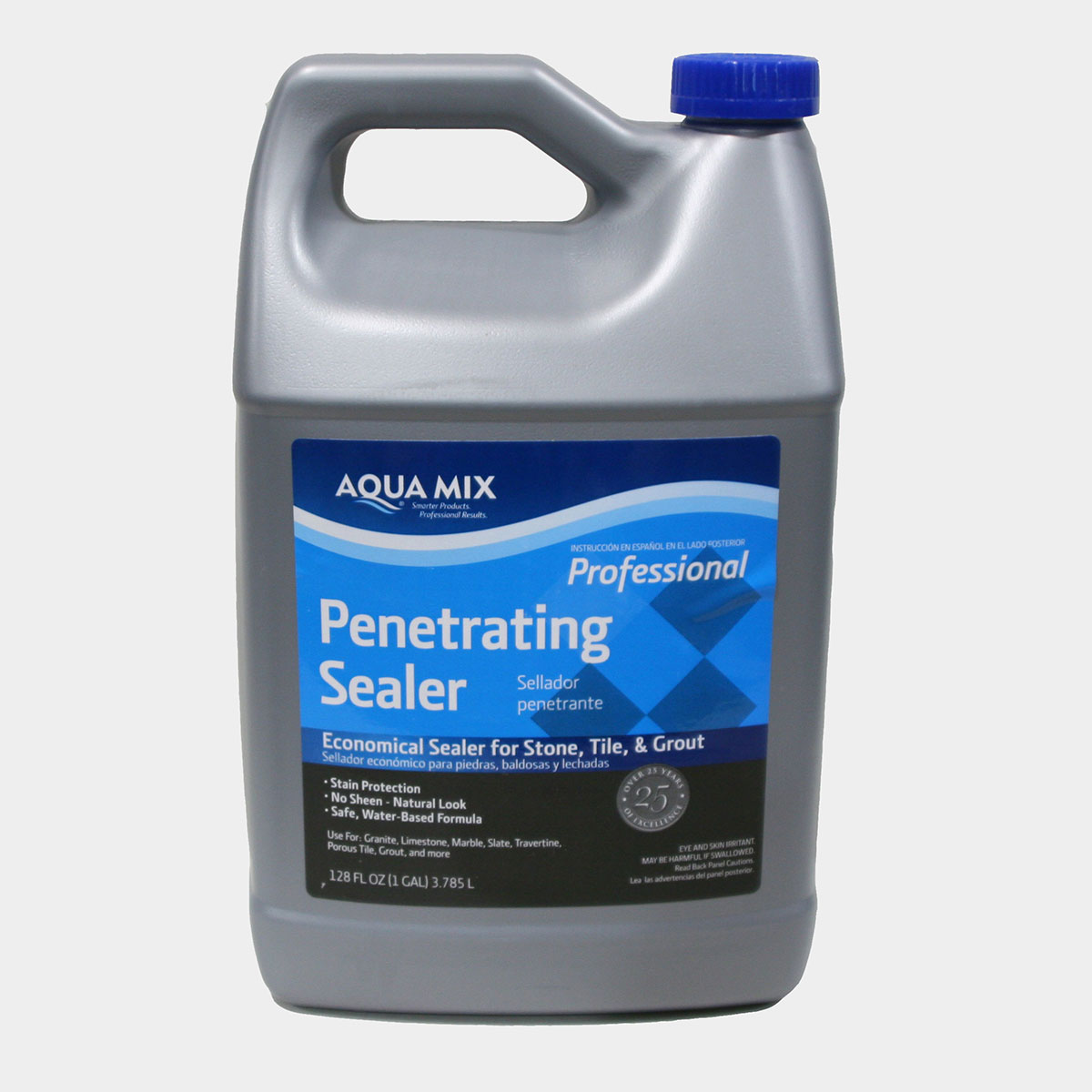 aqua mix penetrating sealer instructions