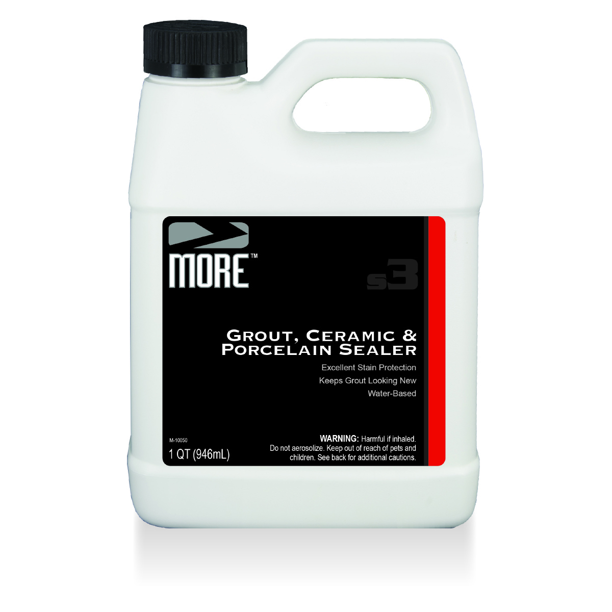 Ceramic tile gloss sealer