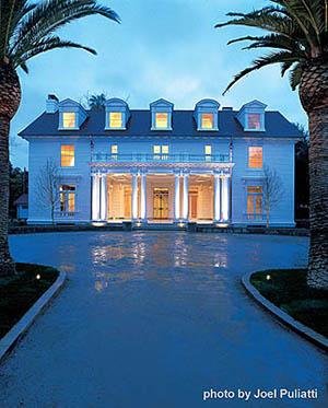 Mark Hopkins Mansion