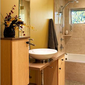 Menlo Park Guest Bath