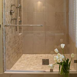 Palo Alto Shower