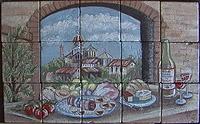 Fortier Mural