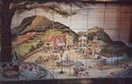 Village Mural Closeup
