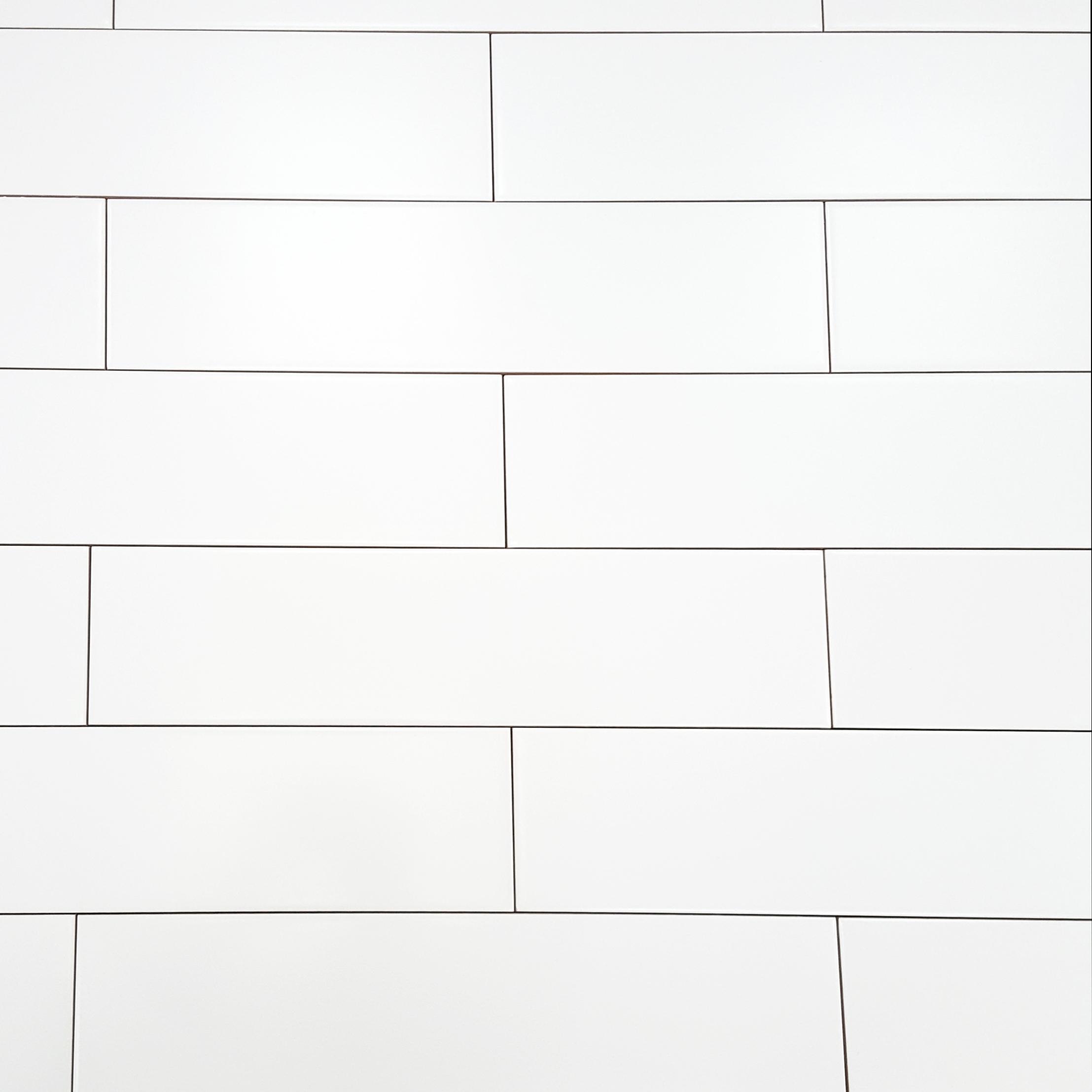 Ats Matte White Tile 4